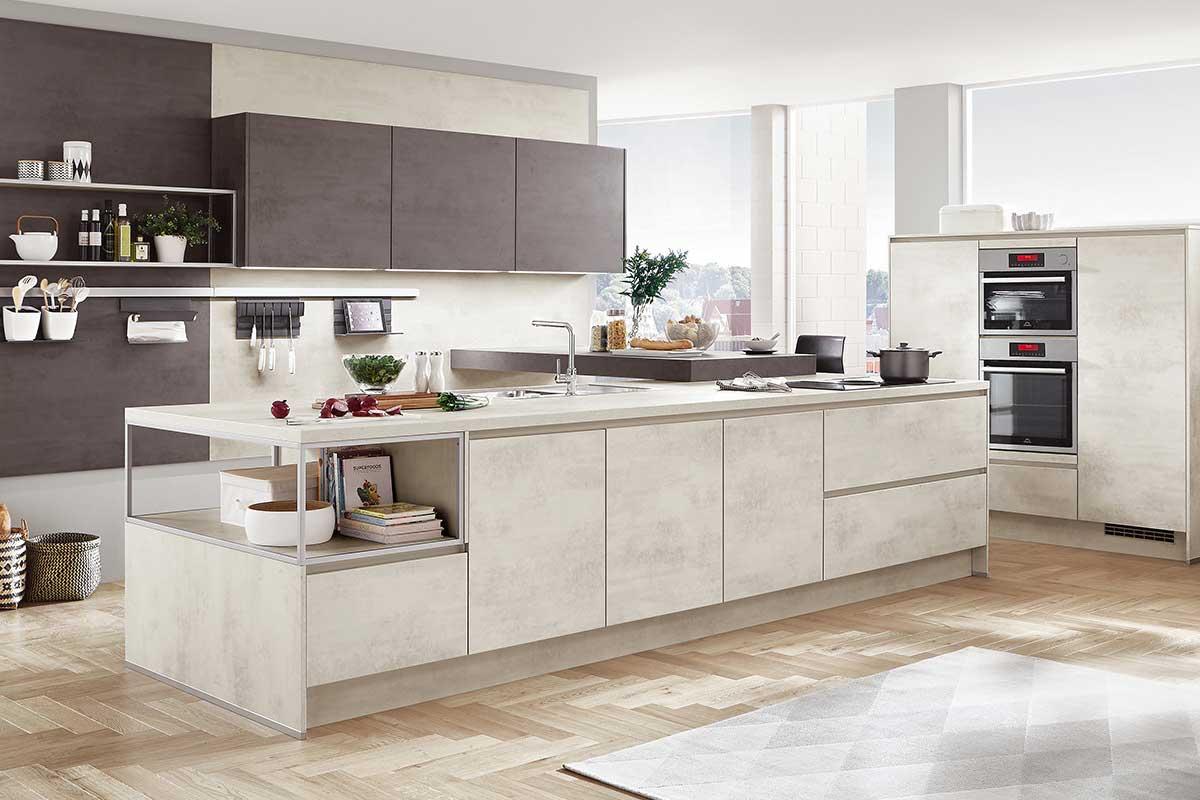 Moderne Küche Küche Kaufen Klimmeks Küchenland Dortmund