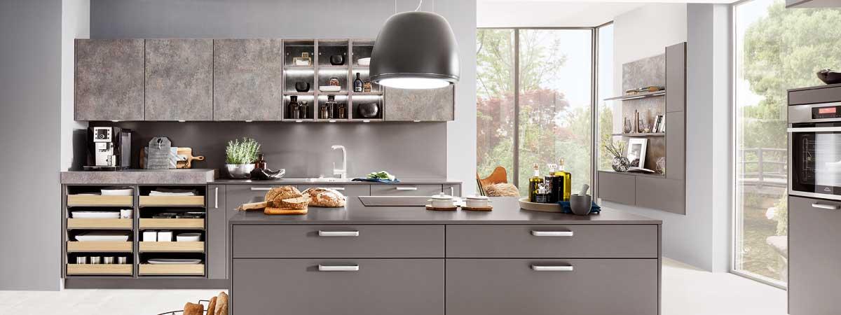 Moderne Küchen - Küche kaufen Klimmek\'s Küchenland Dortmund