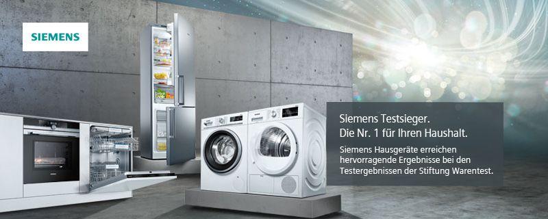 Die Welt Der Siemens Hausgerate Kuche Kaufen Klimmek S Kuchenland