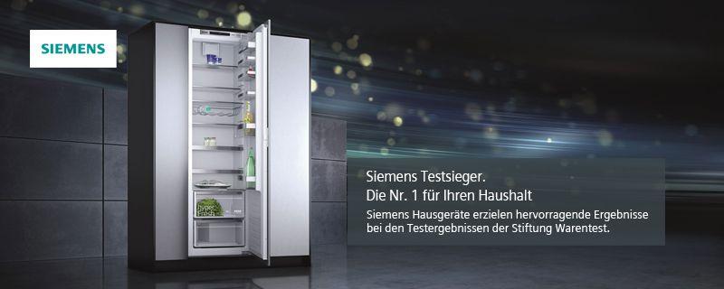 Siemens Testsieger Kuche Kaufen Klimmek S Kuchenland Dortmund
